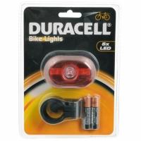 Lumina bicicleta Duracell pentru spate 5 LED 00918