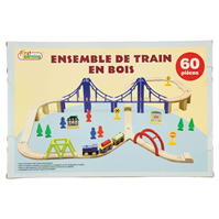 Set Early Learning Wooden Train
