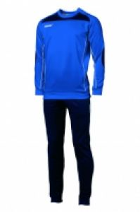 Echipament antrenament Isernia Royal Blu Max Sport