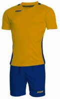 Echipament fotbal Bahrein Giallo Blu Max Sport