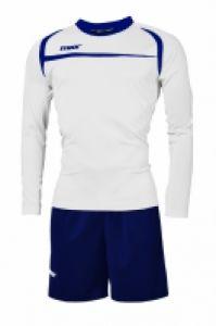 Echipament fotbal Eire Bianco Blu Max Sport