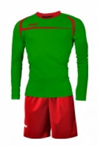 Echipament fotbal Eire Verde Rosso Max Sport