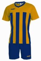 Echipament fotbal Elegant Gial Blu Max Sport