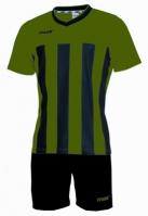 Echipament fotbal Elegant Verde Nero Max Sport