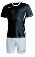 Echipament fotbal Fresh Nero Bianco Max Sport
