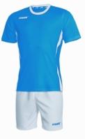 Echipament fotbal Fresh Royal Bianco Max Sport