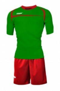Echipament fotbal Hawaii Verde Rosso Max Sport