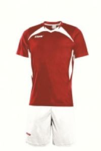 Echipament fotbal Light Rosso Bianco Max Sport