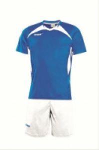 Echipament fotbal Light Royal Bianco Max Sport