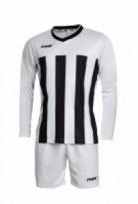 Echipament fotbal Match Bianco Nero Max Sport