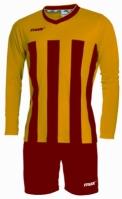 Echipament fotbal Match Giallo Rosso Max Sport