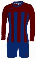 Echipament fotbal Match Rosso Blu Max Sport
