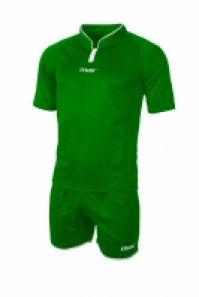 Echipament fotbal Parigi Verde Bianco Max Sport