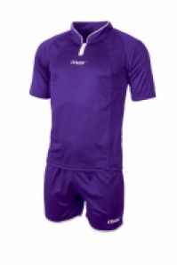Echipament fotbal Parigi Viola Bianco Max Sport