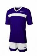 Echipament fotbal Pro Sesto Blu Bianco Max Sport