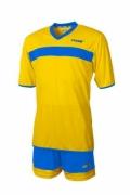 Echipament fotbal Pro Sesto Giallo Royal Max Sport