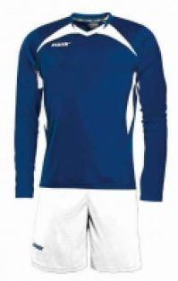 Echipament fotbal Sun Blu Bianco Max Sport