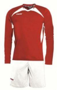 Echipament fotbal Sun Rosso Bianco Max Sport