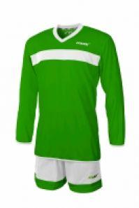 Echipament fotbal Vercelli Verde Bianco Max Sport