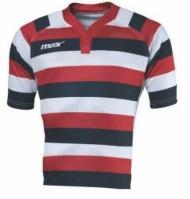 Echipament rugby Po Maglia Rugby Max Sport