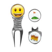 Set Emoji Divot Tool 84