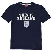 Tricou Anglia 156 fotbal pentru copii
