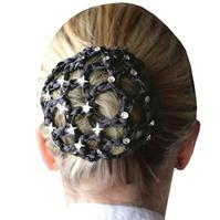 Equetech Crystal Bun Net