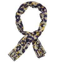 Esarfa Biba Marb Leopard pentru femei
