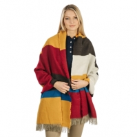 Esarfa echitatie Polo Blanket pentru Femei