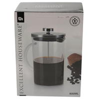 Excellent Houseware Glass Coffee Maker