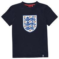 Tricou FA Anglia Large Crest pentru copii