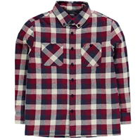 Farah Vintage Brush cu captuseala Chequered Shirt