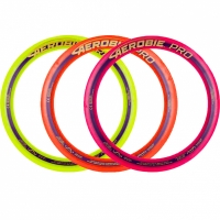 Farfurie Frisbee Aerobie Pro Big 3 Col galben roz portocaliu 6046387