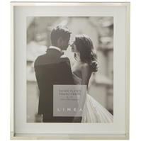 Farfurie Hotel Collection Box Silver Frame 8x10