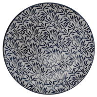 Farfurie Ashwood albastru Print Dinner