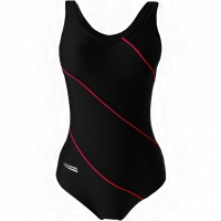 Costum de baie Sophie AQUA-SPEED negru / rosu 16/441 femei