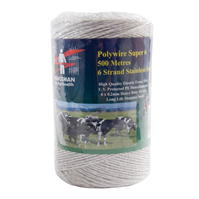 FENCEMAN Poly Wire 6 Strand