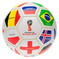 FIFA World Cup Russia 2018 Nations fotbal