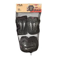 Set de 3 Fila Multi Tech Gear Skate Protection pentru Barbati