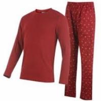 Pijamale Firetrap cu Maneca Lunga Set pentru Barbati