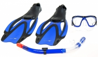Masti Snorkeling Echipament + Pipe F2702