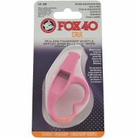Fluiere FOX 40 Caul CMG roz cu Finger Rest 8500-0408