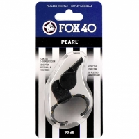Fluiere Fox 40 Pearl cu A Finger Grip negru 9709-0008