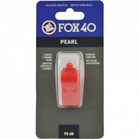 Fluiere FOX 40 Pearl rosu Without String 9702-0108