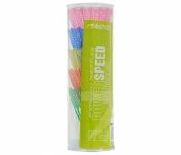 Fluturasi Badminton plastic AVENTO Kolor 5szt 65SA barbati