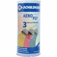 Fluturasi badminton Schildkrott Aero Fly Colored 3 bucati 970911 barbati