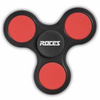 FIDGET SPINNER ROCES negru-rosu 30596 02