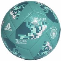 Minge fotbal adidas Telstar Top Glider WC 18 Ball DFB CE9974