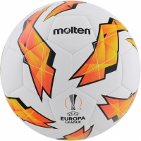 Minge fotbal Molten. Replica of UEFA Europa League F5U3400-G18 copii