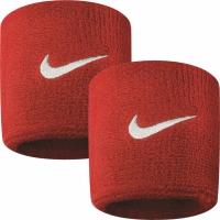 Set 2 Mansete tenis Nike Swoosh rosu NN04601